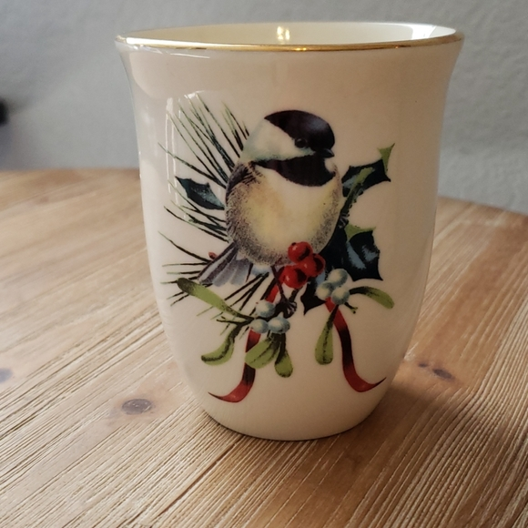 Lenox Winter Greetings by Catherine McClung Cup
